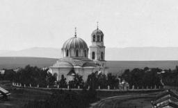 Собор в г. Белорецке 1917г.